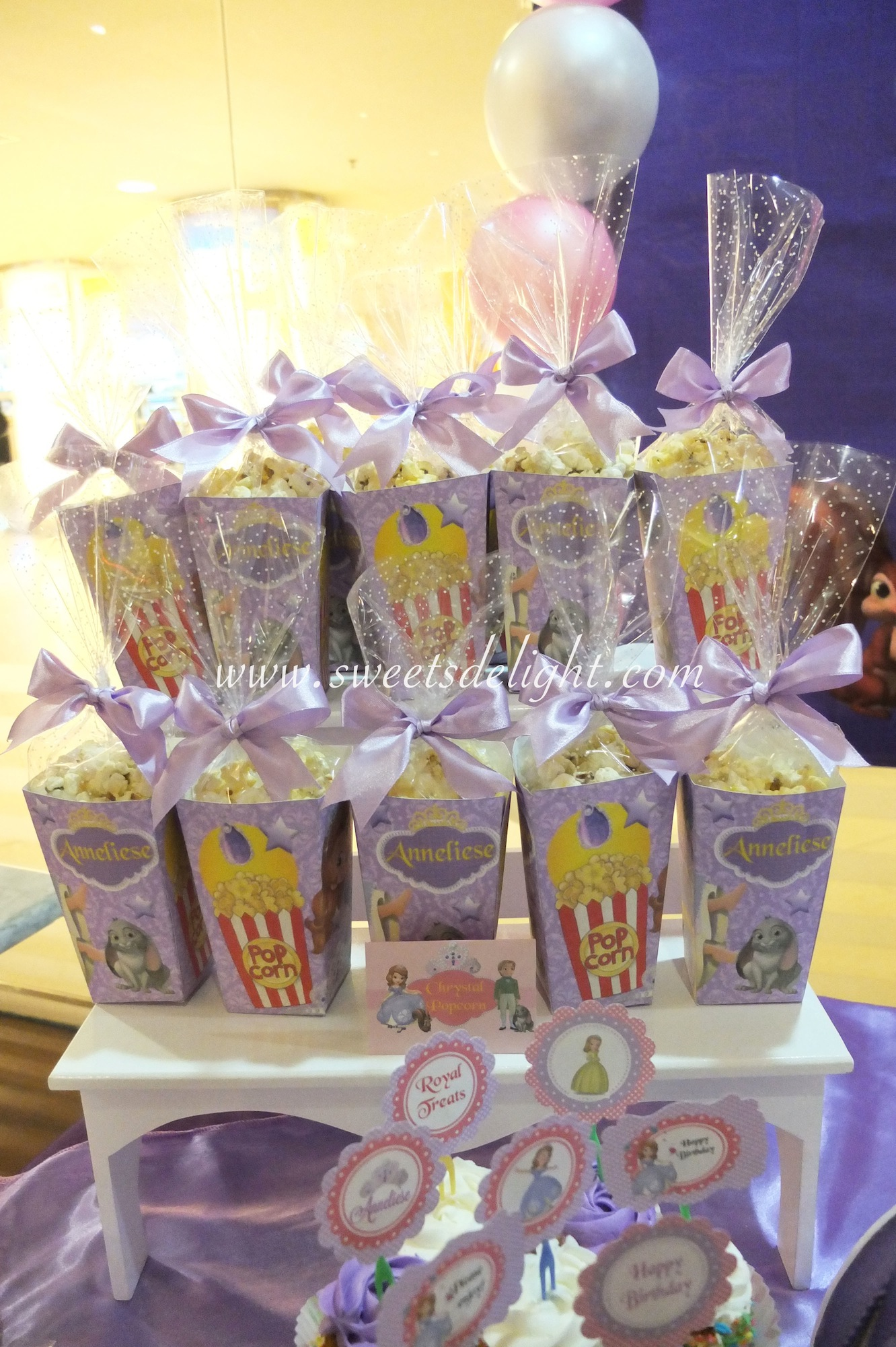 Sofia The First Sweets Delight