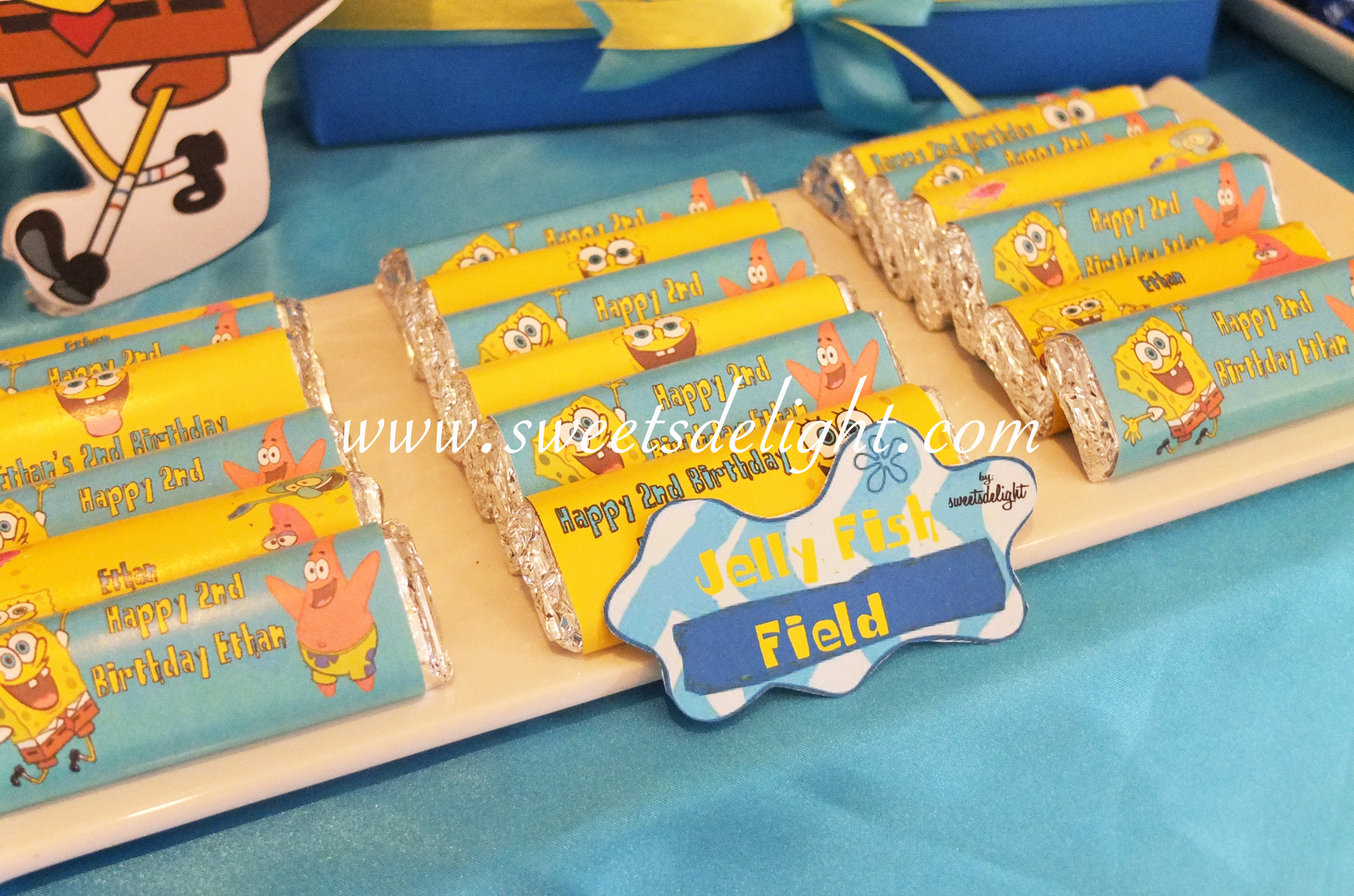 under the sea – Sweets Delight