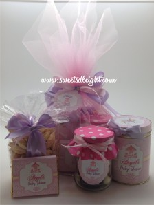 angel's baby shower hampers 3