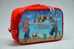 Lunch Bag Mario Attalia