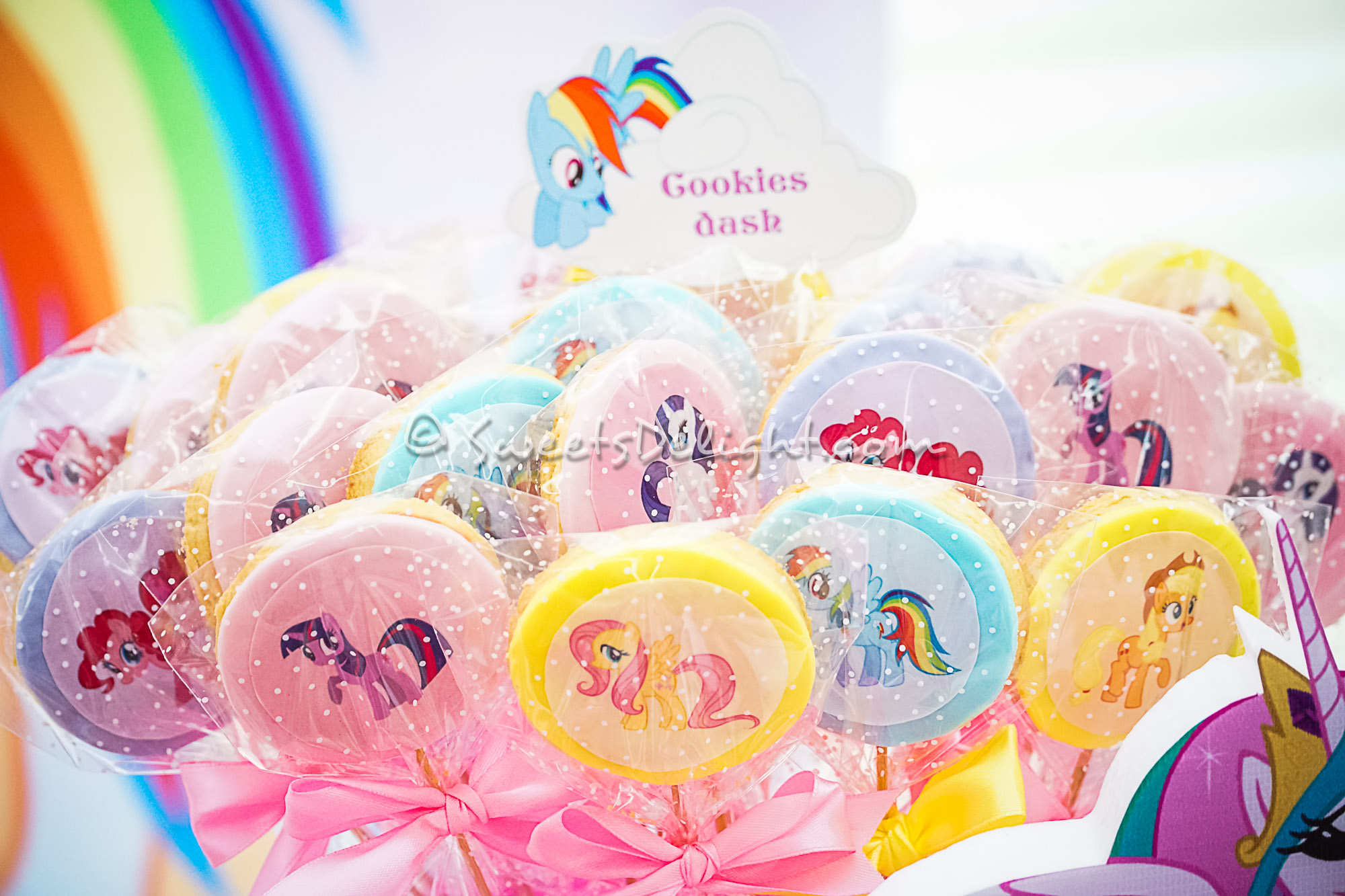 my little pony party – Sweets Delight
