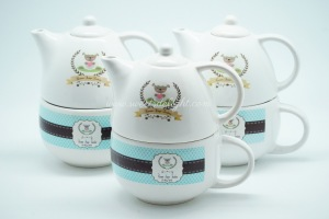 Tea Set Baby Sheep 01