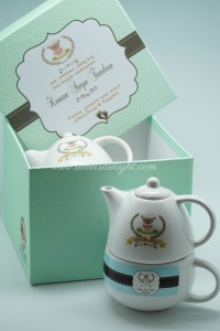 Tea Set Baby Sheep 03