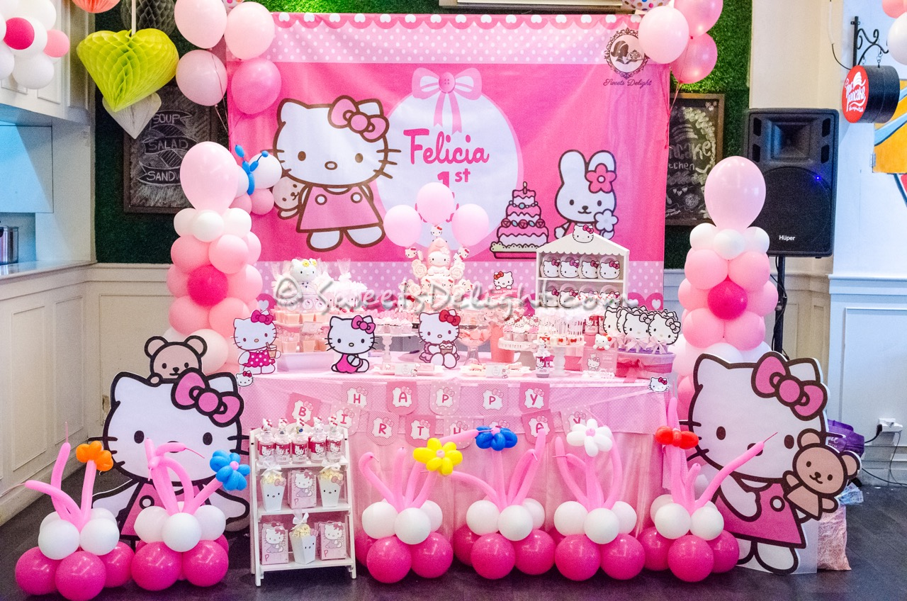 hello kitty Sweets Delight